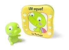 Libro: ¡Al agua! La tortuga - ., .