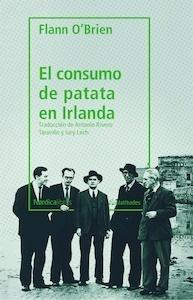 Libro: El consumo de patata en Irlanda - O' Brien, Flann