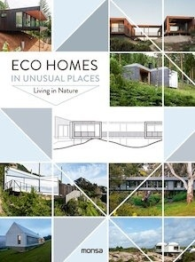 Libro: Eco homes in unusual places 'Living in Nature' -