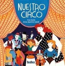 Libro: Nuestro circo - Nuño, Fran