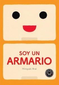 Libro: Soy un armario - Arai, Hiroyuki
