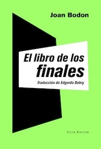 Libro: El libro de los finales - Bodon, Joan