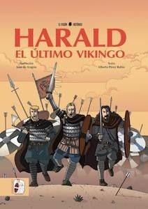 Libro: Harald, el último vikingo - Pérez Rubio, Alberto