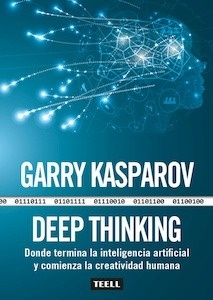 Libro: DEEP THINKING - Kasparov, Garry