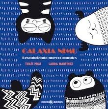 Libro: Galaxia Nimu - Martínez, Laura