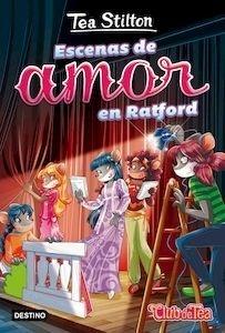 Libro: Escenas de amor en Ratford - Tea Stilton