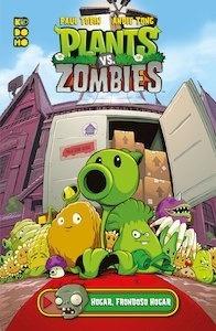Libro: Plants vs. Zombies: Hogar, frondoso hogar - Paul Tobin