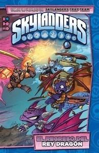 Libro: Skylanders: El regreso del Rey Dragón - Marz, Ron