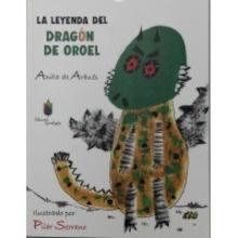 Libro: La leyenda del dragón de Oroel / A leyenda d'o dragón d' Uruel - de Arbués, Anita