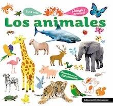 Libro: Los animales - Jugla, Cécile