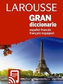 Libro: Gran Diccionario Español Francés / Francés Español - Larousse Editorial
