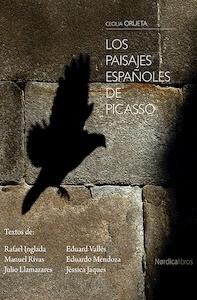 Libro: Los paisajes españoles de Picasso - Orueta Carvallo, Cecilia