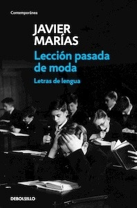 Libro: Lección pasada de moda - Marias, Javier