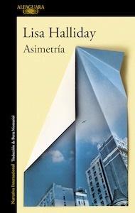 Libro: Asimetría - Halliday, Lisa