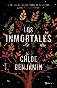 Libro: Los inmortales - Benjamin, Chloe