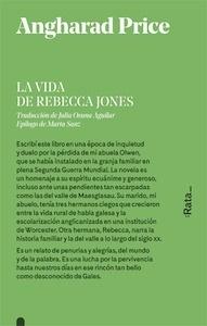Libro: La vida de Rebecca Jones - Price, Angharad