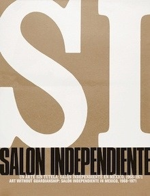Libro: Salón Independiente -