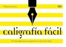 Libro: Caligrafía fácil - Paterson, William