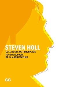 Libro: Cuestiones de percepción - Holl, Steven