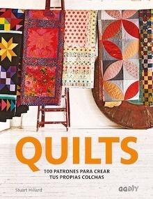 Libro: Quilts - Hillard, Stuart