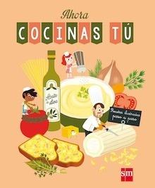 Libro: Ahora cocinas tú - Lenormand, Pierre-Olivier