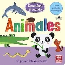 Libro: Descubre el mundo: Animales - ., .