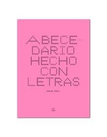 Libro: Abecedario hecho con letras. - Rubio, Carlos