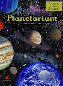 Libro: PLANETARIUM - Prinja, Raman