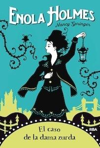 Libro: El caso de la dama zurda (e. Holmes 2) - Springer , Nancy
