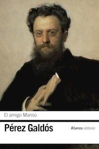 Libro: El amigo Manso - Perez Galdos, Benito