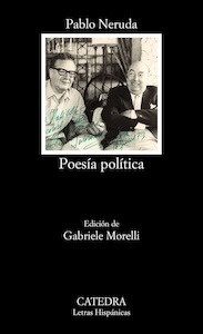 Libro: Poesía política - Neruda, Pablo