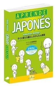 Libro: Aprende japonés fácil. Konnichiwa, Nihongo! -