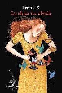 Libro: La chica no olvida - Irene X