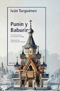 Libro: Punin y Baburin - Turgénev, Iván