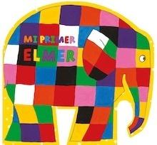 Libro: Mi primer Elmer - Mckee, David
