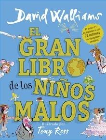 Libro: El gran libro de los niños malos - Walliams, David