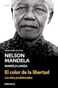 Libro: El color de la libertad - Mandela, Nelson