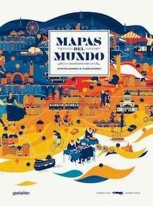Libro: Mapas del mundo - Vvaa
