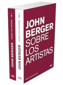 Libro: Sobre los artistas. Estuche 2 volúmenes - Berger, John