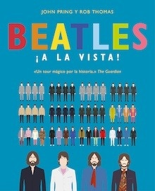 Libro: Beatles ¡a la vista! - Pring, John