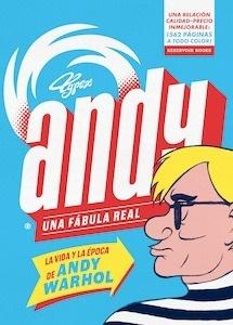 Libro: Andy. Una fábula real - Typex