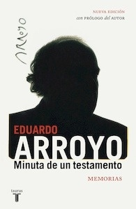 Libro: Minuta de un testamento - Arroyo, Eduardo