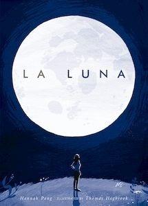 Libro: La Luna - Pang, Hannah