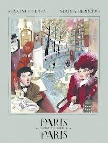 Libro: Paris sera toujours Paris - Huerta, Máxim
