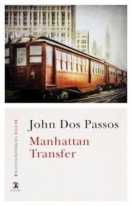 Libro: Manhattan Transfer - Dos Passos, John