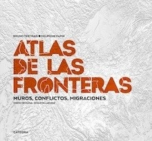 Libro: Atlas de las fronteras - Tertrais , Bruno