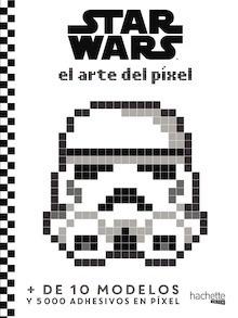 Libro: STAR WARS El arte del píxel - Mariez, Jérémy
