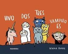 Libro: Uno dos tres, vampiro es - Budde, Nadia