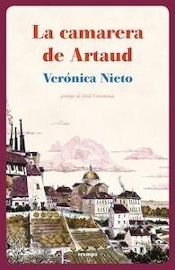 Libro: La camarera de Artaud - Nieto, Verónica