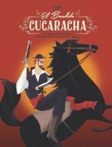 Libro: El bandido Cucaracha - Moreno Irigaray, Saúl